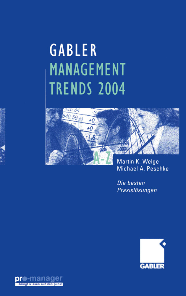 Gabler Management Trends 2004 als Buch