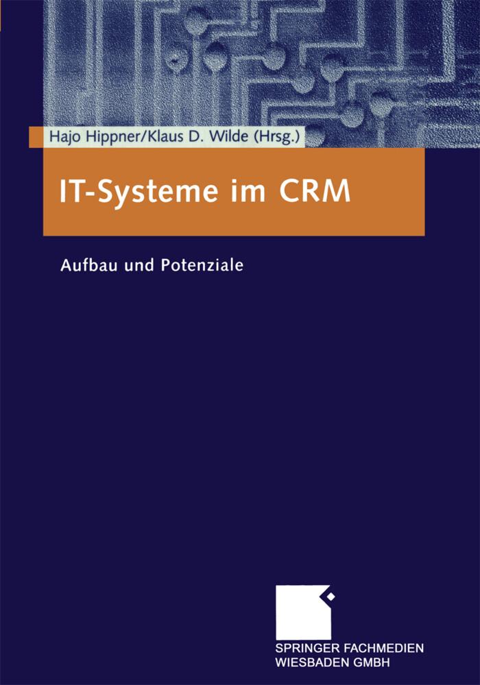 IT-Systeme im CRM als Buch (kartoniert)