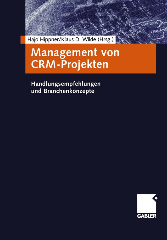 Management von CRM-Projekten als Buch