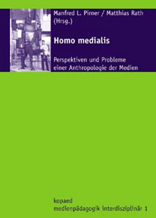 Homo Medialis als Buch