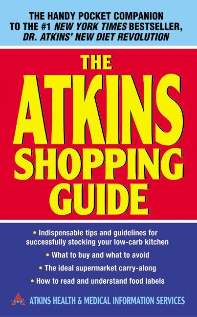 ATKINS SHOPPING GUIDE als Taschenbuch
