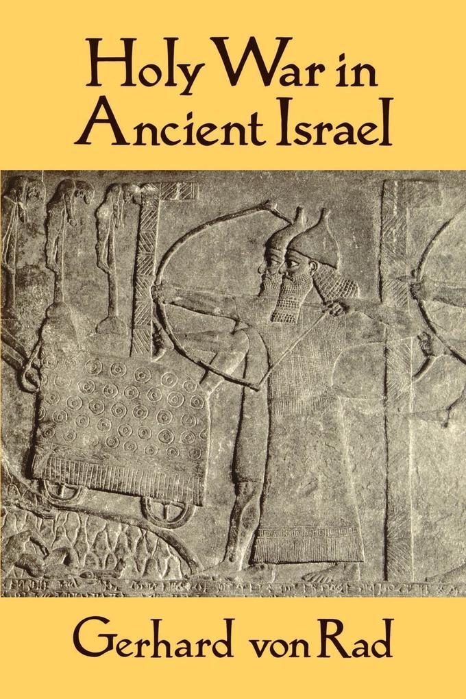 Holy War in Ancient Israel als Taschenbuch
