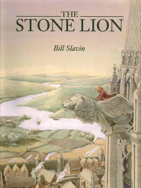 Stone Lion als Buch