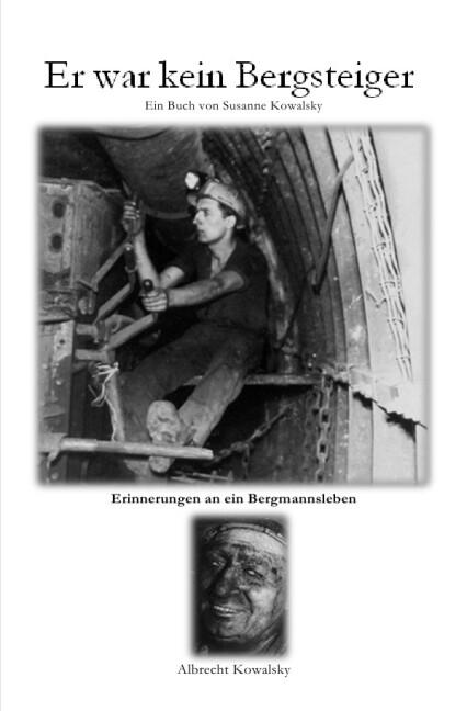 Er war kein Bergsteiger als Buch (kartoniert)