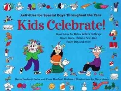 Kids Celebrate! als Taschenbuch