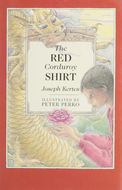 Red Corduroy Shirt als Buch
