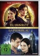 [Katharina Schöde, Kerstin Gier: Doppel-DVD Rubinrot/Saphirblau - Die Doppeledition / 2 DVDs (ohne CH)]