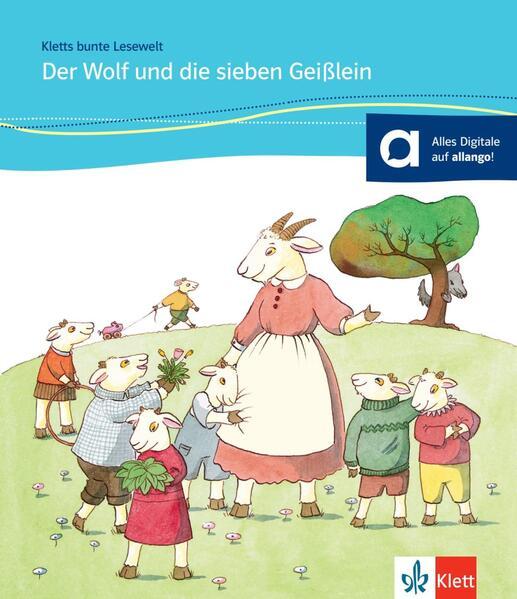 Der Wolf Und Die Sieben Geisslein Buch Kartoniert Angelika Lundquist Mog Bruder Grimm Wilhelm Grimm Jacob Grimm