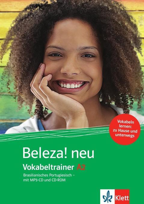 Beleza! neu, Vokabeltrainer A2. Heft + MP3-CD +...
