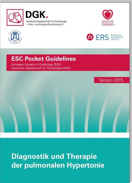 Diagnostik und Therapie der pulmonalen Hypertonie als Buch