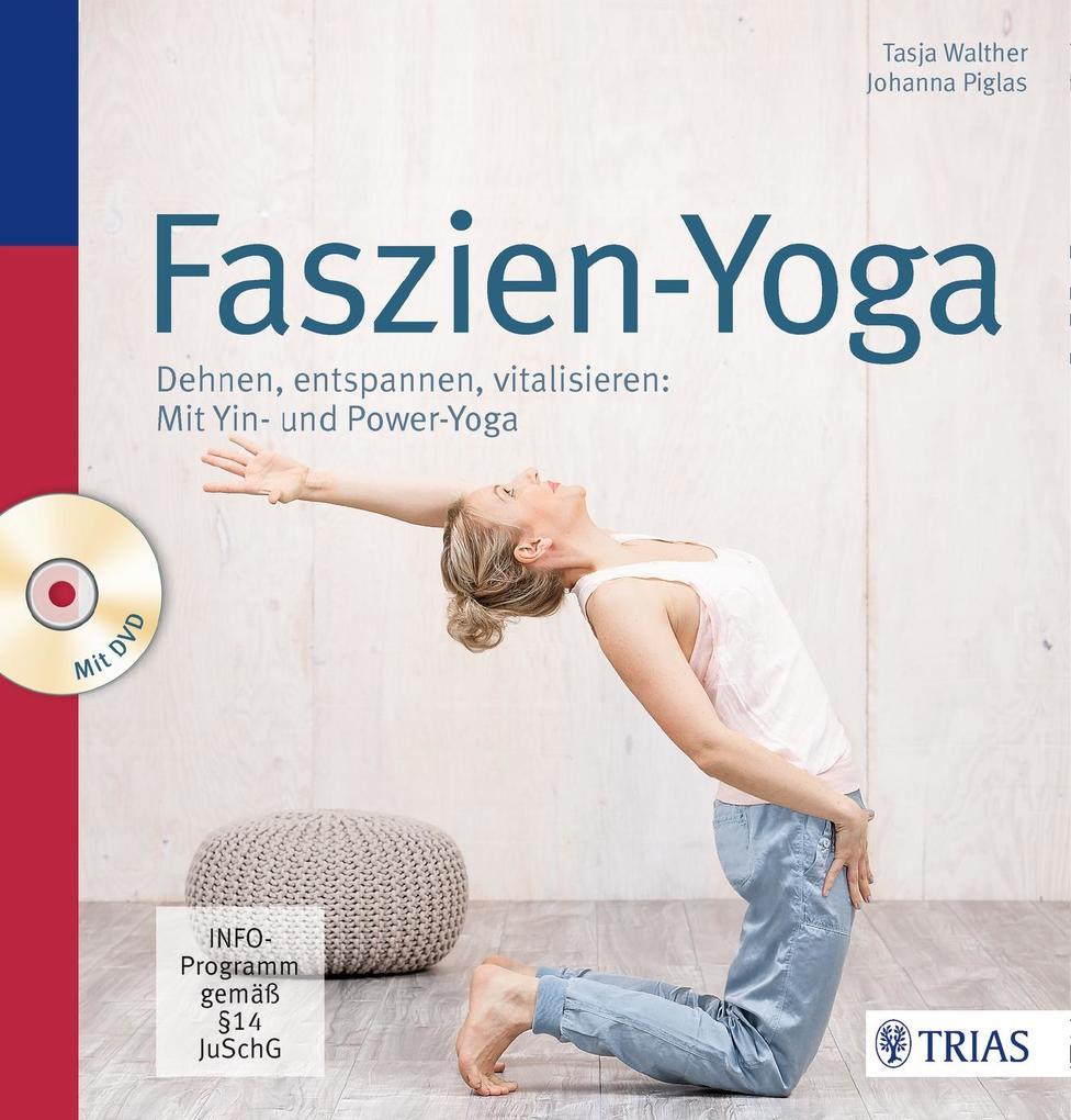 Faszien-Yoga als Buch