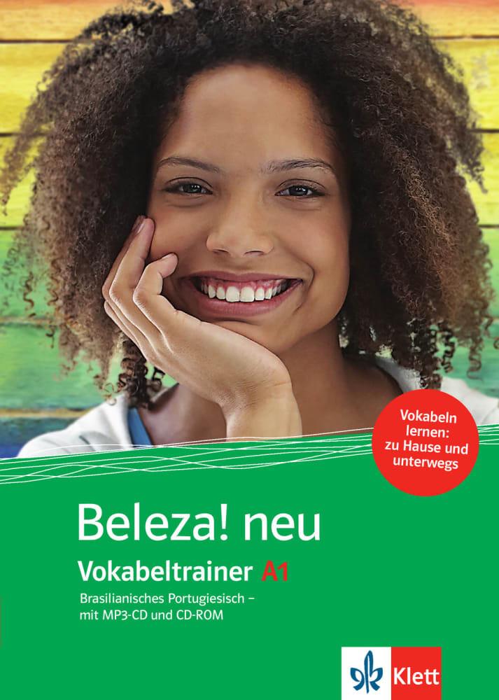 Beleza! neu, Vokabeltrainer A1. Heft + MP3-CD +...