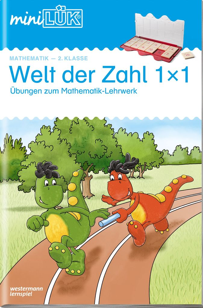 miniLÜK - Welt der Zahl Einmaleins 2. Klasse al...