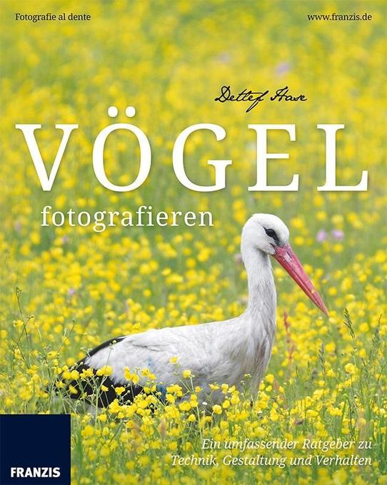 Vögel fotografieren als Buch von Detlef Hase