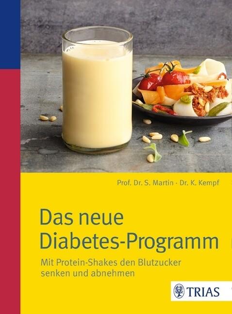 Das neue Diabetes-Programm als Buch