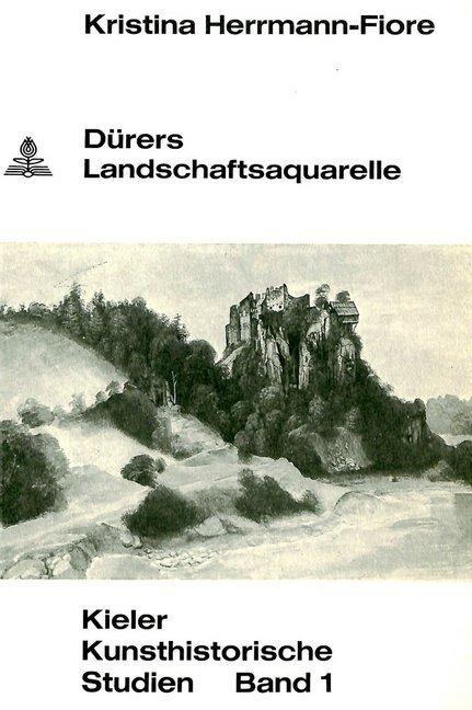 Dürers Landschaftsaquarelle als Buch