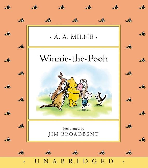 The Winnie-The-Pooh CD als Hörbuch