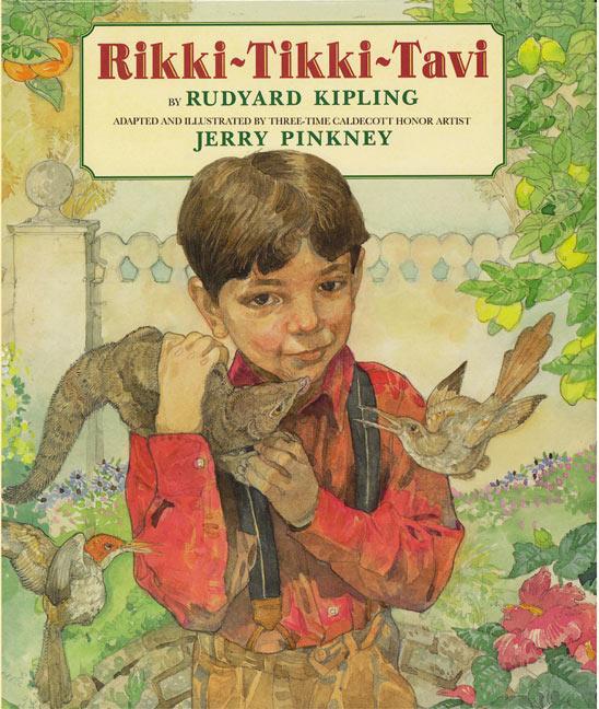 Rikki-Tikki-Tavi als Taschenbuch