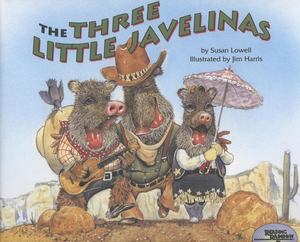 The Three Little Javelinas als eBook epub