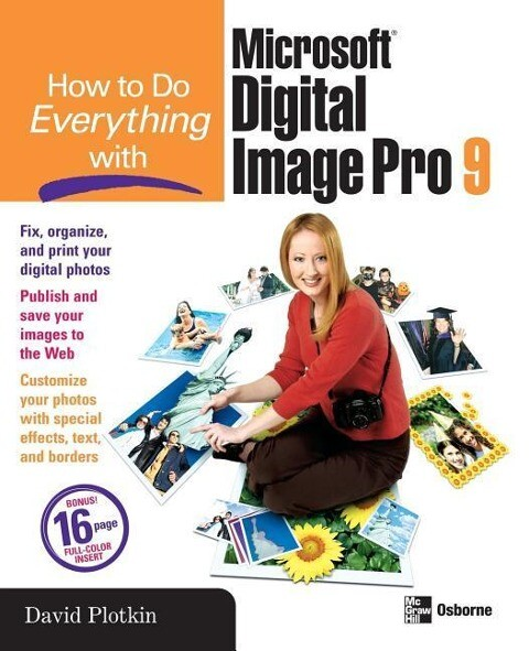 How to Do Everything with Microsoft Digital Image Pro 9 als Taschenbuch