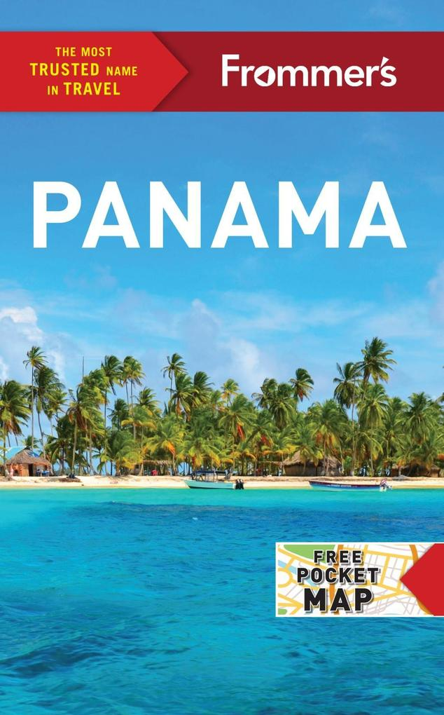 Frommer´s Panama als eBook Download von Nichola...