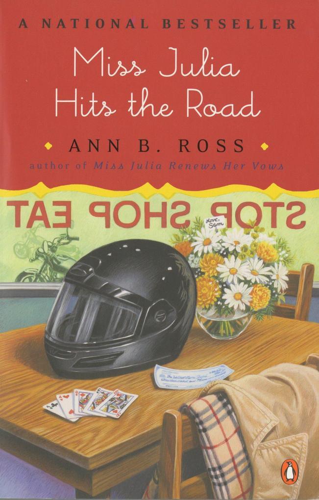 Miss Julia Hits the Road als Taschenbuch
