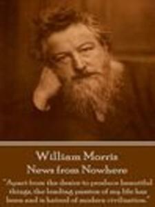 News from Nowhere als eBook Download von Willia...