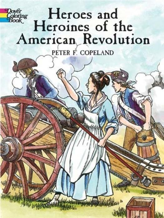 Heroes and Heroines American Revol. als Buch
