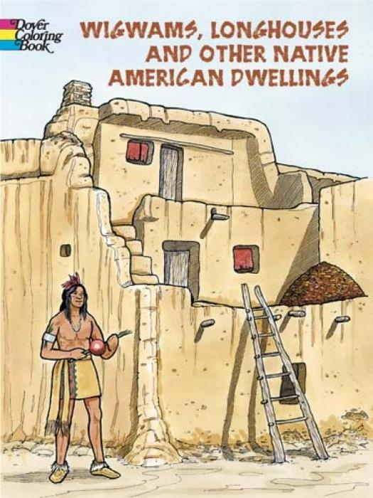 Wigwams, Longhouses and Other Native American Dwellings als Taschenbuch