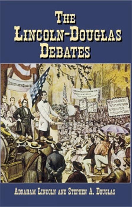 The Lincoln-Douglas Debates als Taschenbuch