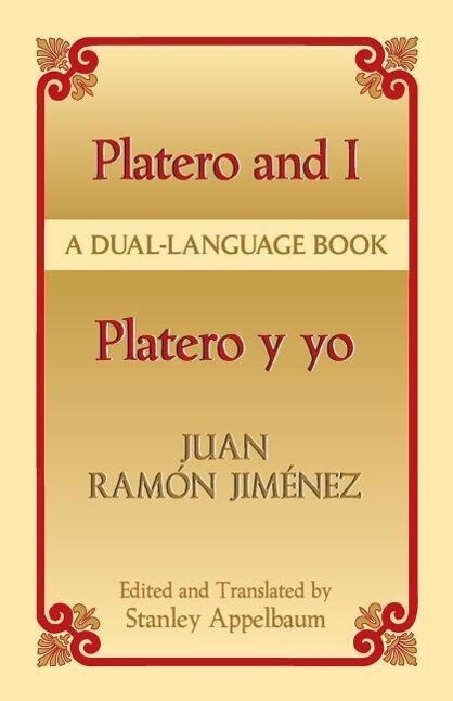 Platero y Yo/Platero And I als Taschenbuch