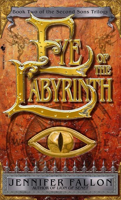 Eye of the Labyrinth als Taschenbuch