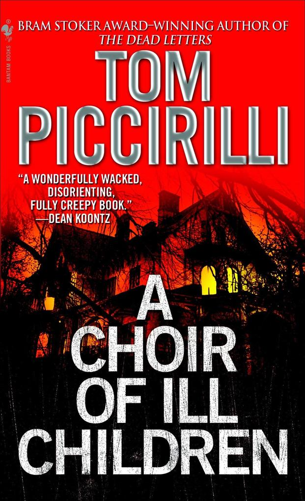 A Choir Of Ill Children, A als Taschenbuch