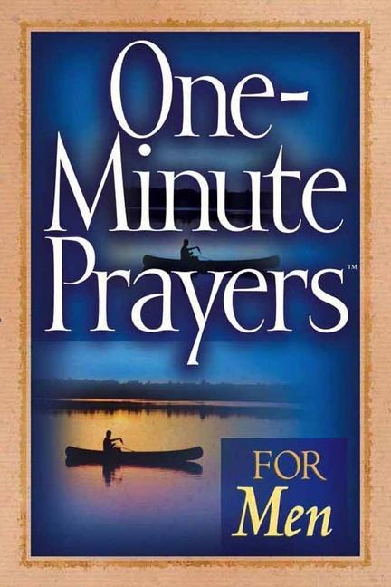 One-Minute Prayers for Men als Taschenbuch
