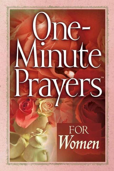 One-Minute Prayers for Women als Taschenbuch