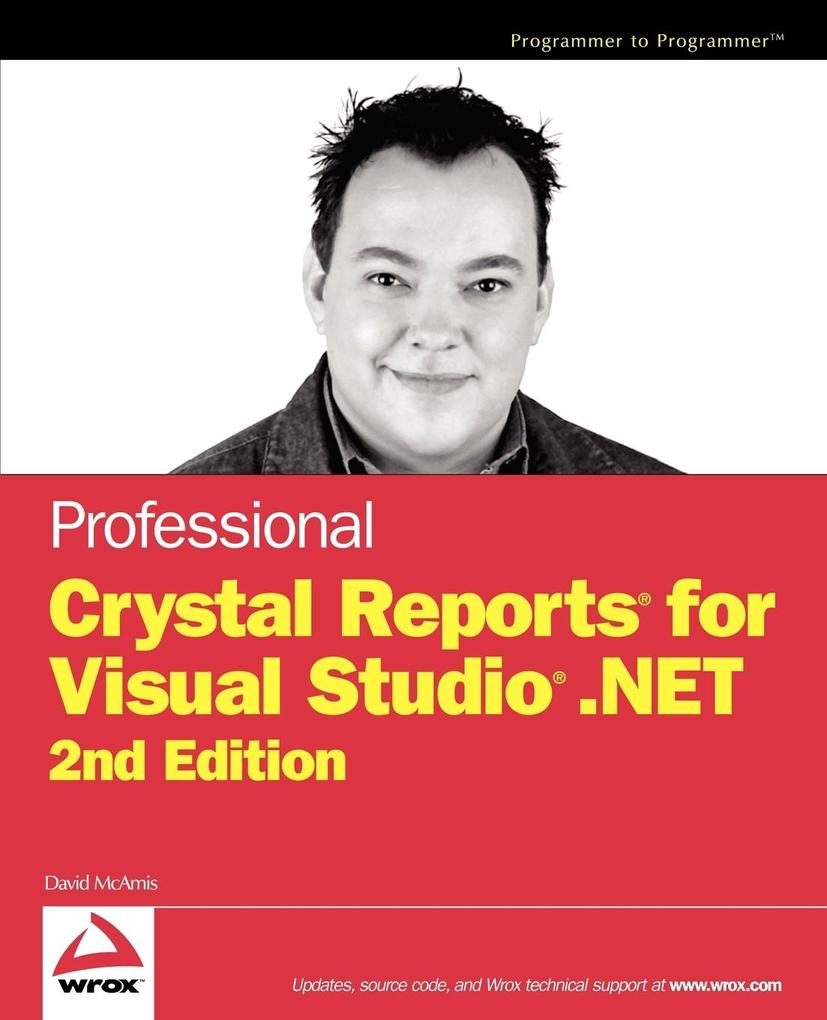Professional Crystal Reports for Visual Studio .Net als Buch