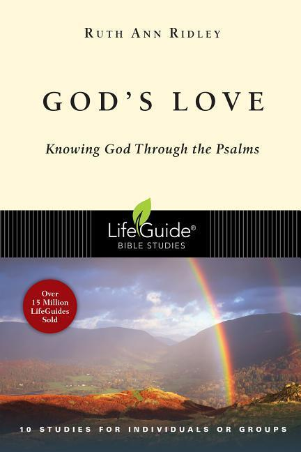 God's Love: Knowing God Through the Psalms als Taschenbuch