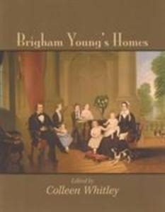 Brigham Young's Homes als Taschenbuch