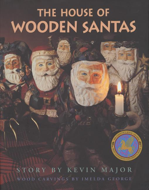 House of Wooden Santas als Buch