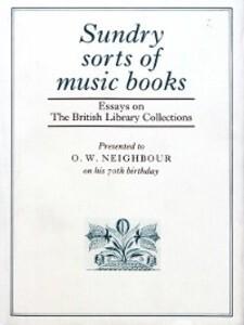 Sundry Sorts of Music Books als eBook Download von