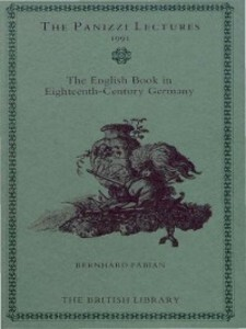 English Book in Eighteenth-Century Germany als ...