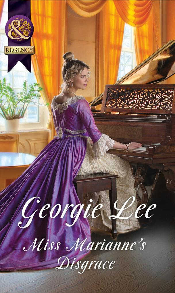 Miss Marianne´s Disgrace (Mills & Boon Historic...