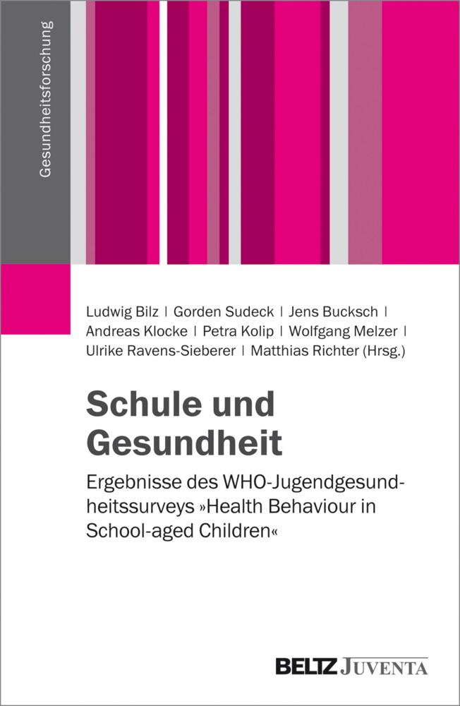 Schule und Gesundheit als Buch (kartoniert)