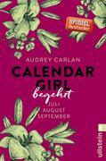 Calendar Girl 03 - Begehrt
