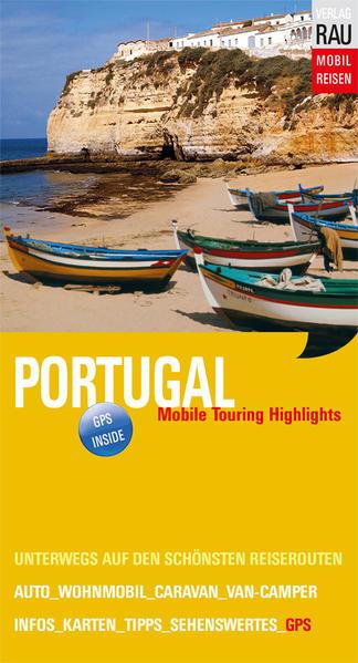 Portugal als Buch von Werner Rau