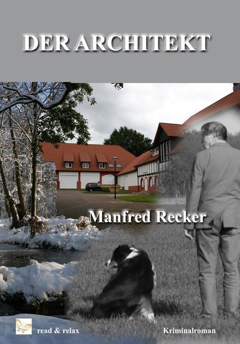 Der Architekt als Buch von Manfred Recker