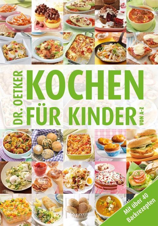 Kochen für Kinder von A-Z als Buch