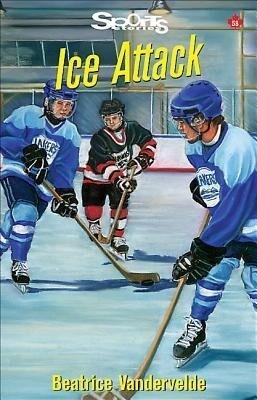 Ice Attack als Taschenbuch