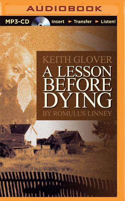 A Lesson Before Dying als Hörbuch CD von Ernest...
