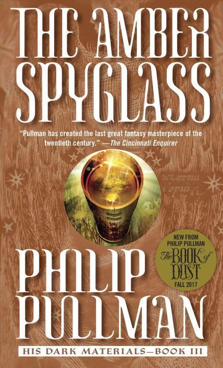 The Amber Spyglass als Taschenbuch